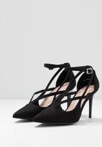New Look - ROSE - High heels - black - 4