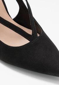 New Look - ROSE - High heels - black - 2