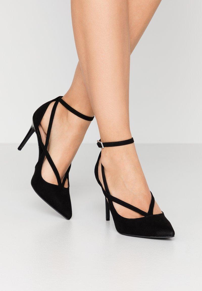 New Look - ROSE - High heels - black
