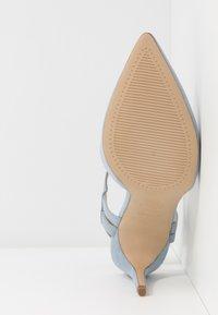 New Look - TIA  - Escarpins à talons hauts - light blue - 6