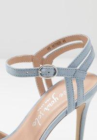 New Look - TIA  - Escarpins à talons hauts - light blue - 2