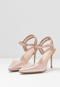 New Look - SPECTACLE - High heels - rose gold - 4