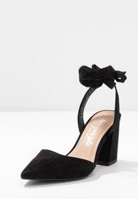 New Look - RICHMOND - Classic heels - black - 4
