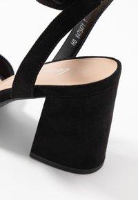 New Look - RICHMOND - Classic heels - black - 2