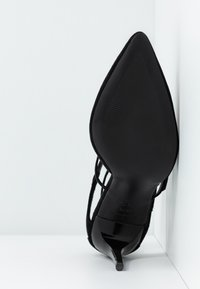 New Look - STRAPS - Escarpins à talons hauts - black