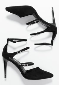 New Look - STRAPS - Escarpins à talons hauts - black - 3