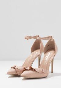 New Look - PROSECCO - High heels - oatmeal - 4