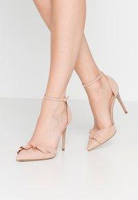 New Look - PROSECCO - High heels - oatmeal - 0