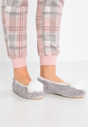 NILLE - Slippers - mid grey