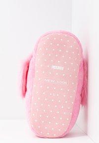 New Look - NINK - Pantofole - light pink - 6