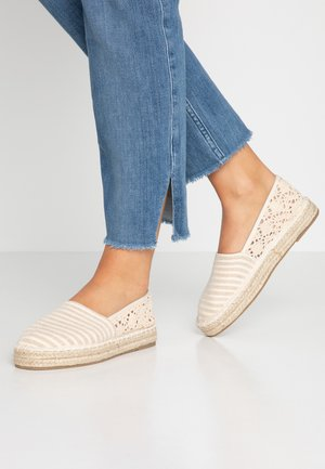 MILLY - Espadrilles - offwhite