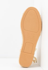 New Look - MOON - Espadrilles - rose gold - 6
