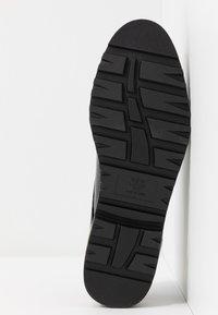 New Look - JEEPERS - Derbies - black - 6
