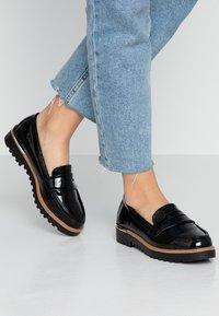 New Look - KETTLE - Slip-ons - black - 0