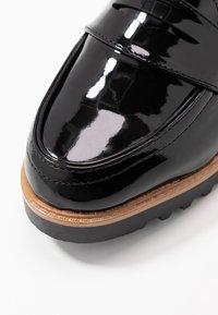 New Look - KETTLE - Slip-ons - black - 2