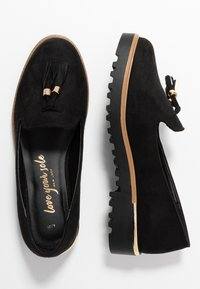 New Look - JINKERS - Slip-ons - black - 3