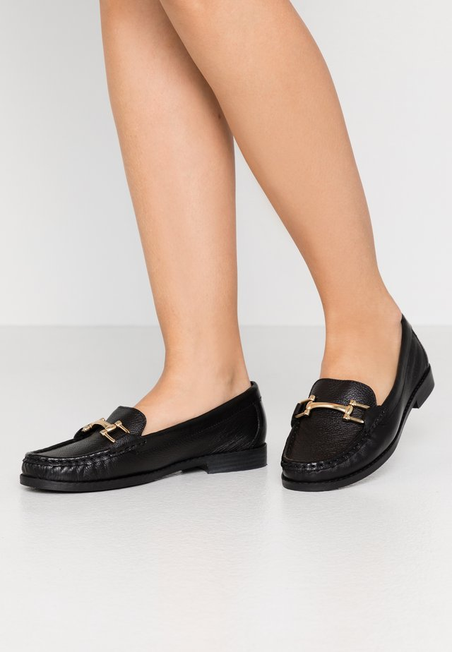 JADDLE - Mocassins - black