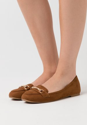 JUMPY - Mocasines - tan