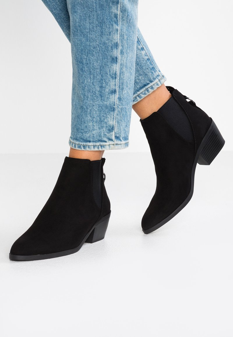 New Look - ALPHA - Ankle boots - black