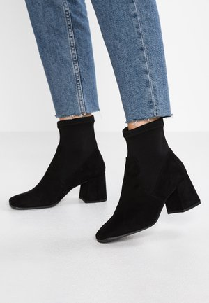 COPPER - Classic ankle boots - black