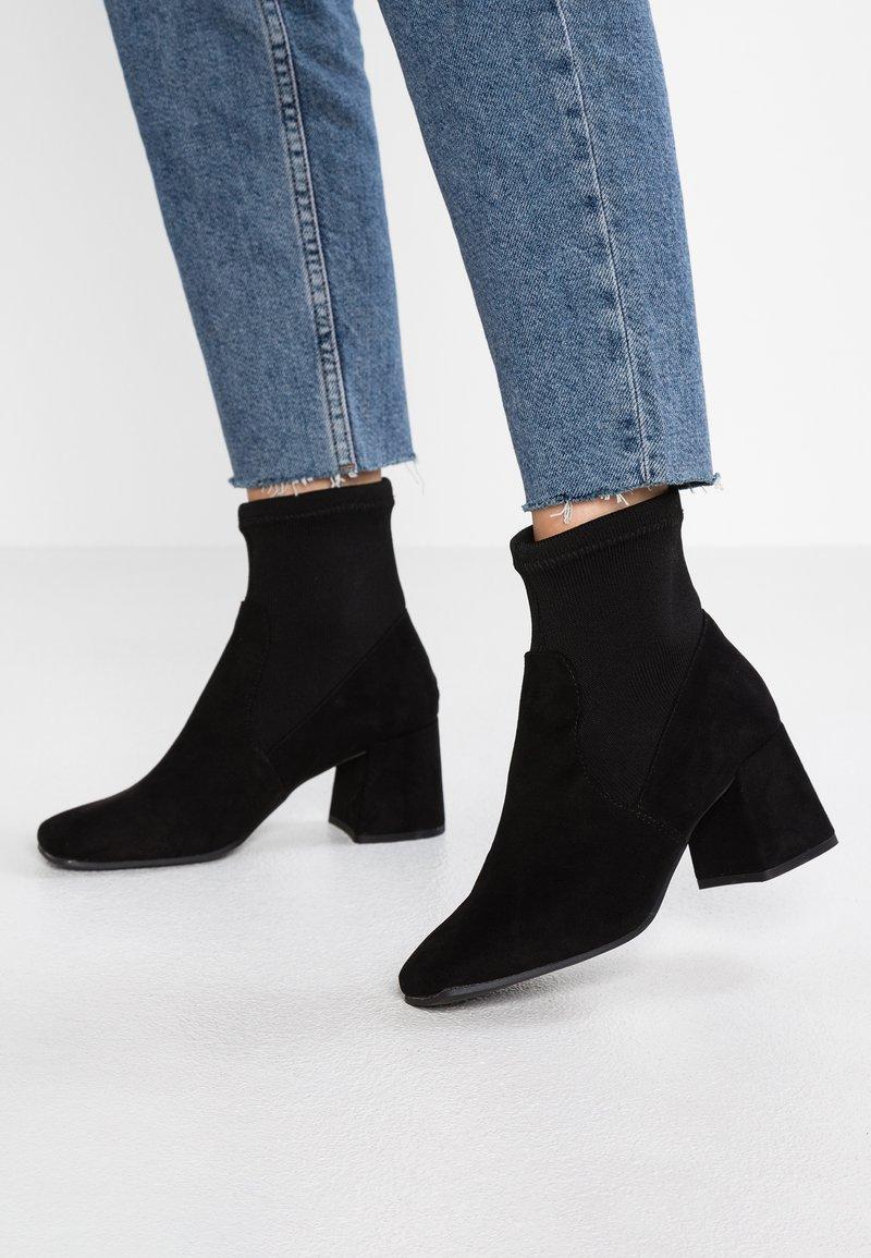 New Look - COPPER - Støvletter - black