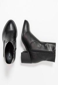 New Look - BRAMBLES - Kotníkové boty - black - 3