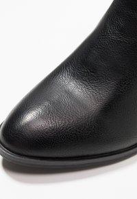 New Look - BRAMBLES - Kotníkové boty - black - 2