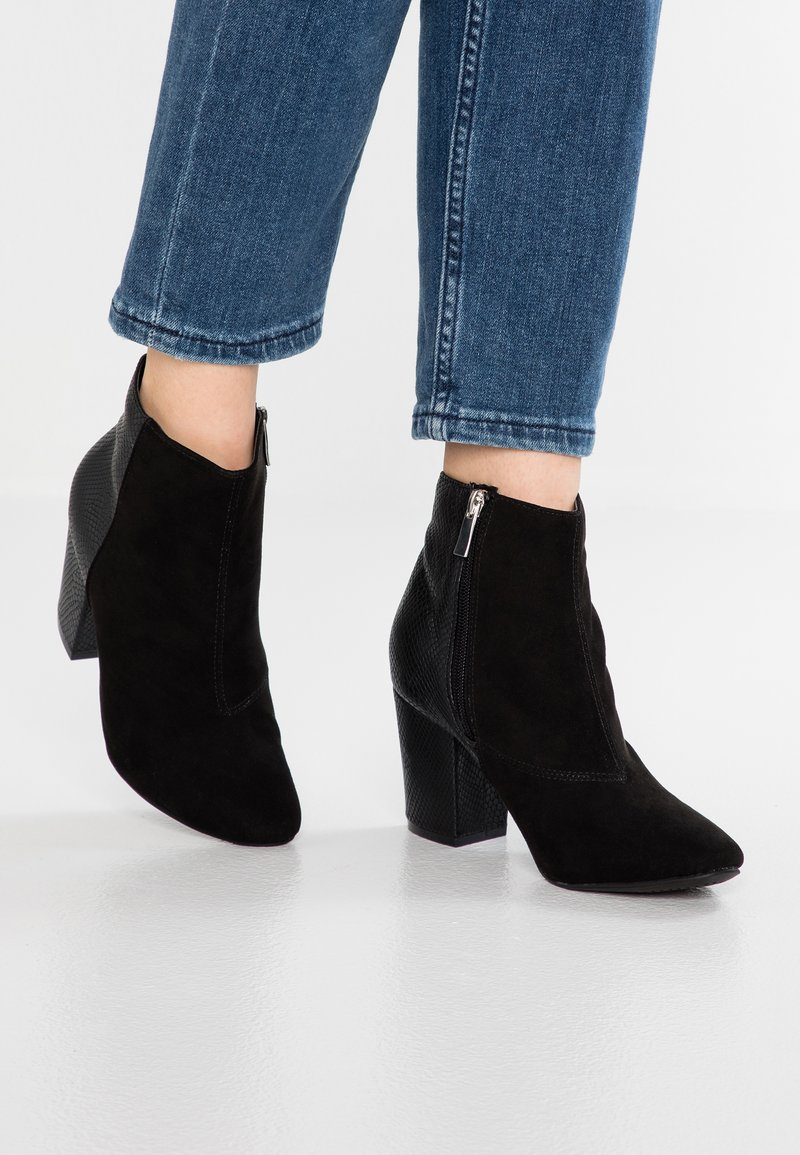 New Look - CRACKER - Ankle Boot - black
