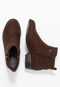 New Look - ADDITION - Ankle boots - brown - 3