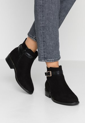 ADDITION - Ankle boots - black