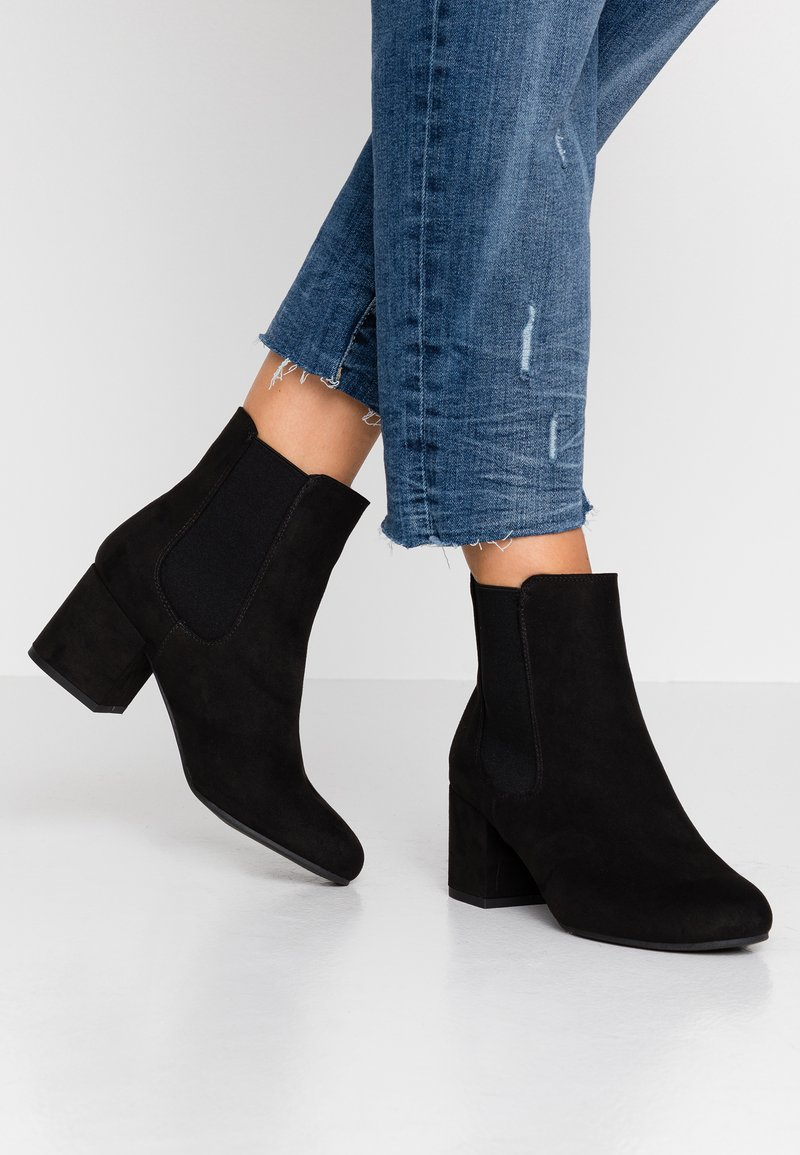 New Look - ENTIRE - Classic ankle boots - black