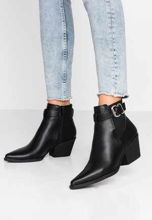 BRICK - Ankle boots - black