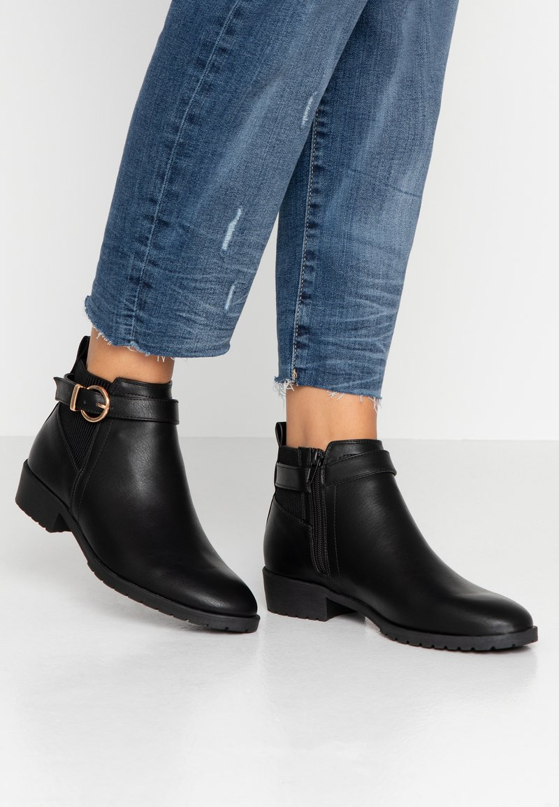 New Look - DONNIE - Ankle Boot - black