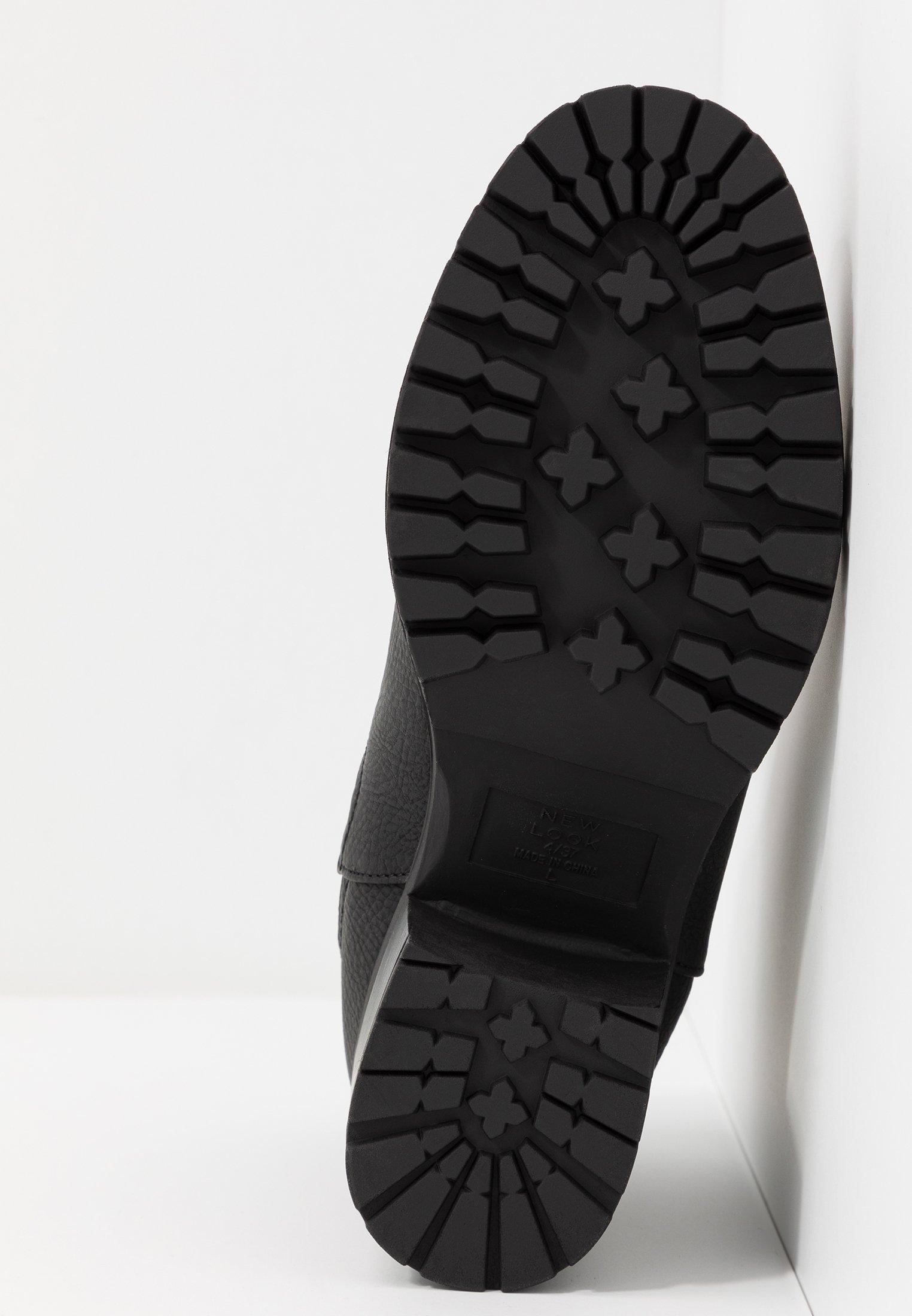 New Look Earth - Ankelboots Black