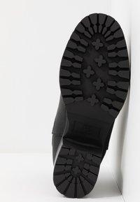 New Look - EARTH - Kotníková obuv - black - 6