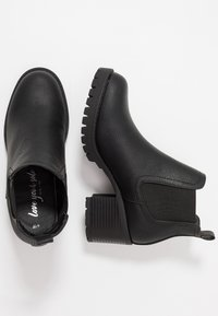 New Look - EARTH - Ankle boots - black - 3
