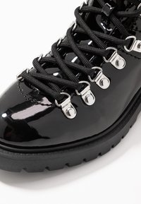 New Look - DABBLE  - Lace-up ankle boots - black - 2