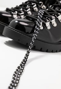 New Look - DABBLE  - Lace-up ankle boots - black - 7