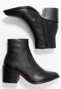 New Look - EUPHORIA - Kotníková obuv - black - 3