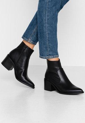 EUPHORIA - Kotníková obuv - black