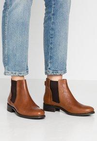 New Look - ELLEN - Ankelstøvler - tan - 0