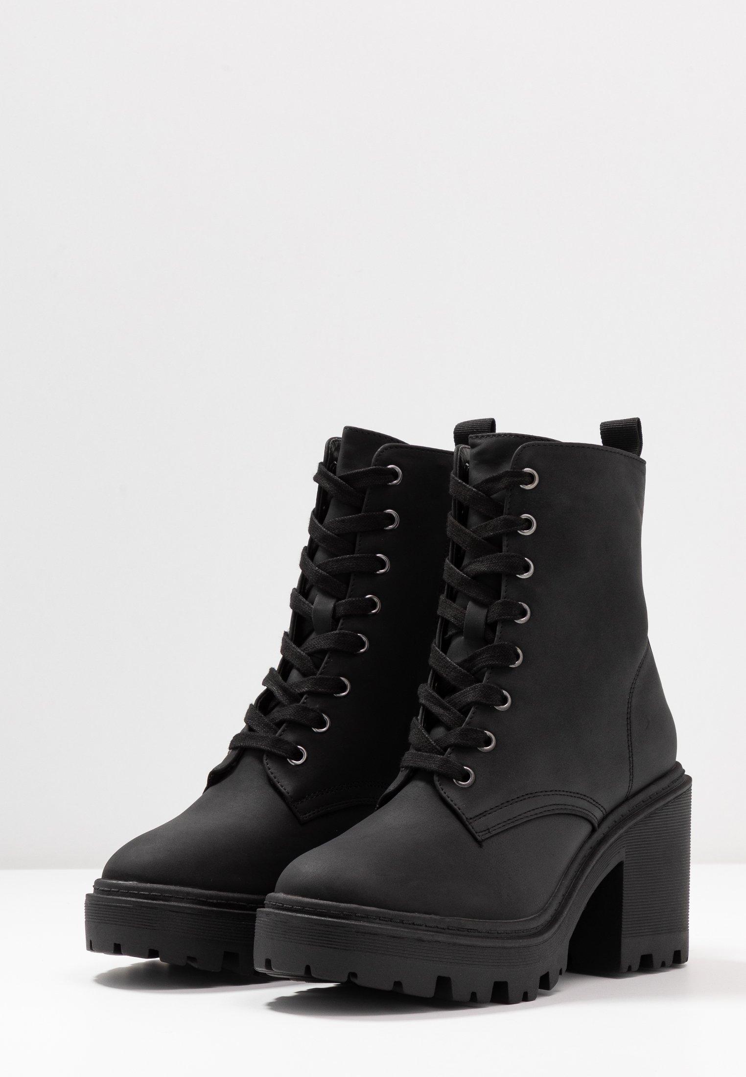 New Look DYNAMITE - Bottines à talons hauts black