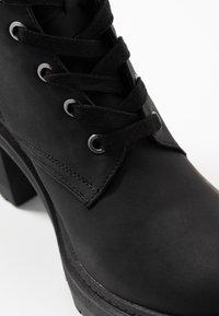 New Look - DYNAMITE - Bottines à talons hauts - black - 2