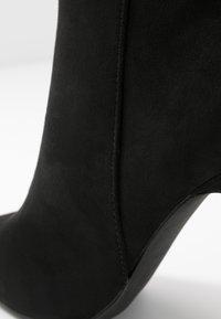 New Look - ALICIA - Stivaletti con tacco - black - 2