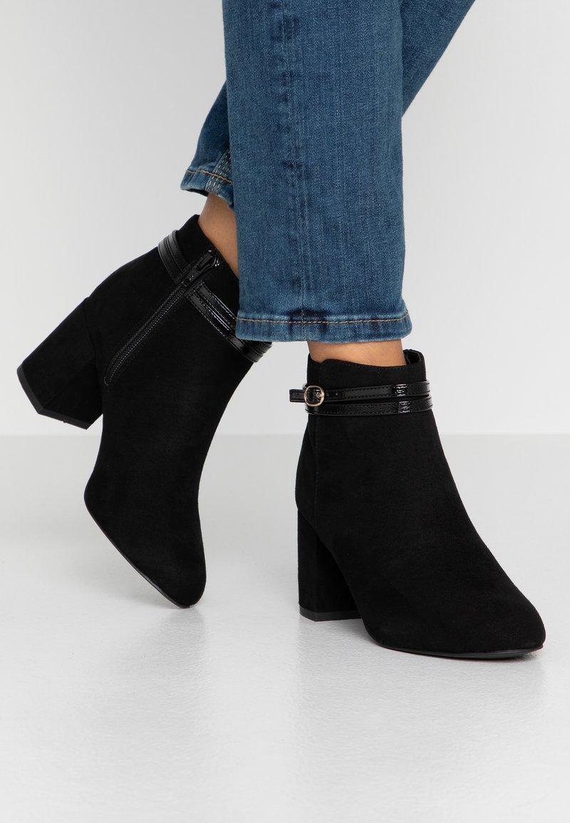 New Look - BUFFY - Boots à talons - black