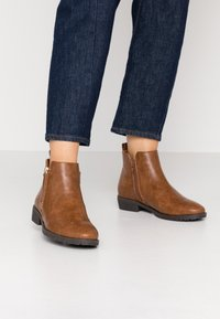 New Look - DELIA - Ankle boots - tan - 0