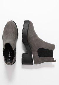 New Look - CIVIL - Kotníková obuv - mid grey - 3