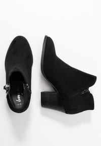 New Look - DWAYNE - Kotníková obuv - black - 3