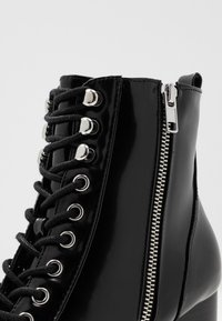 New Look - DYLAN - High heeled ankle boots - black - 2