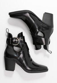 New Look - DENMARK - Kotníkové boty - black - 3